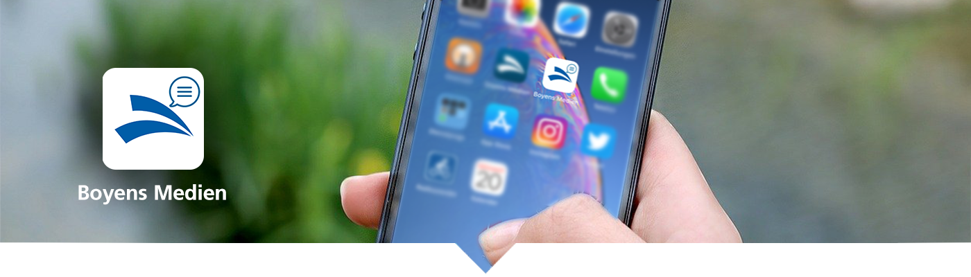 Boyens Medien App