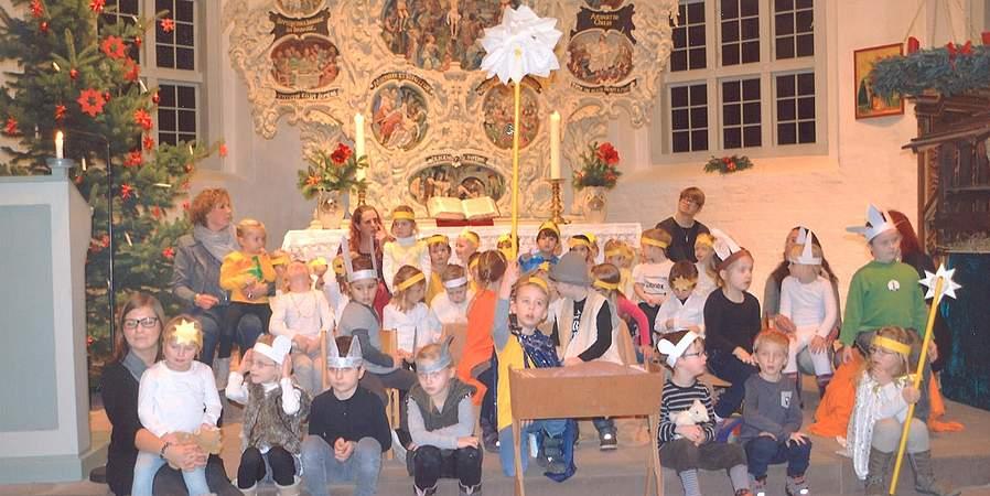 Kindergarten Weihnachten.Boyens Medien Weihnachten Im Kindergarten