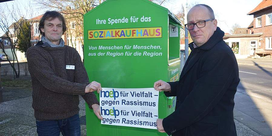 Sozialkaufhaus mit hakenkreuzen for Sozialkaufhaus hamburg