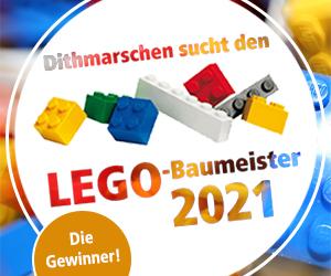 Lego-Baumeister 2021: Die Gewinner!