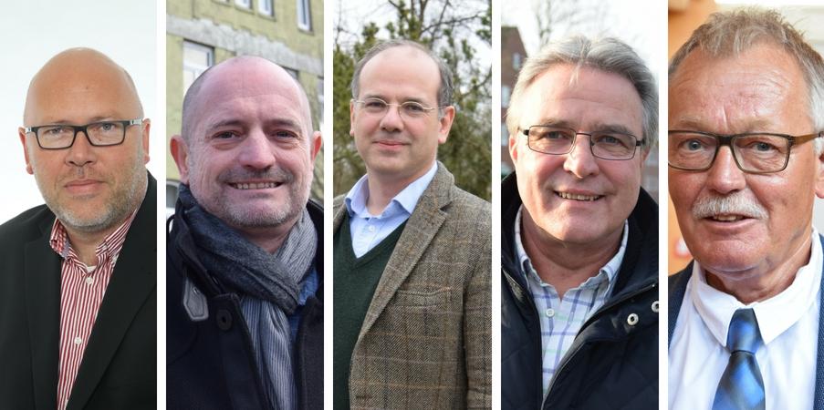 Boyens Medien Brunsbüttel Wählt Heute Einen Neuen Bürgermeister