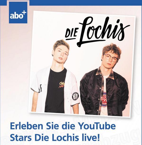 Erleben Sie Die Lochis live - beendet