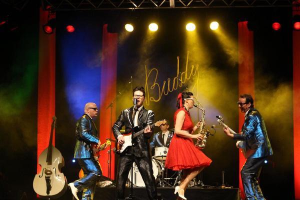 20 % Ticketrabatt für BUDDY in concert - abgelaufen