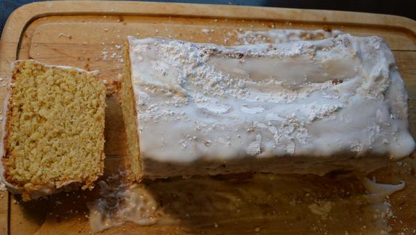 Klassiker aus Südfrüchten: Zitronenkuchen