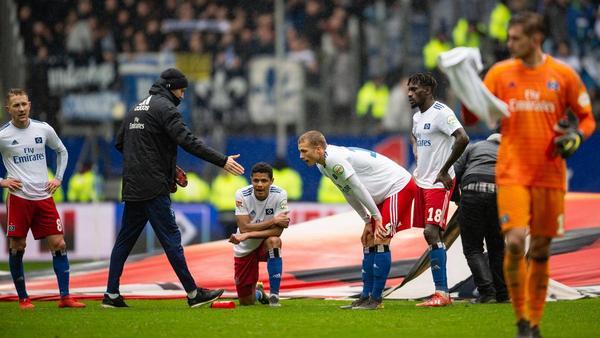 Der Hamburger SV steht sich selbst im Weg