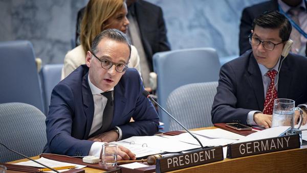 UNO debattiert sexuelle Gewalt: Deutsches Wegducken