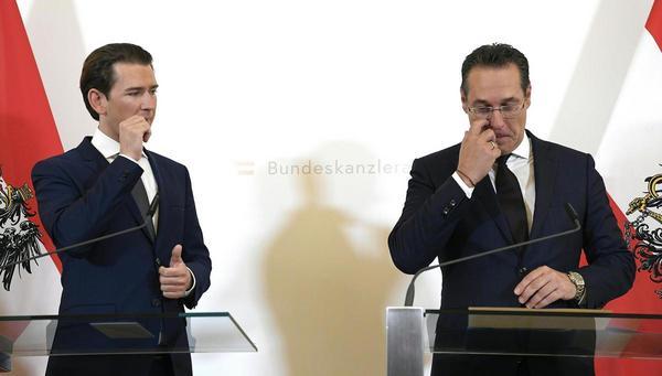 Regierungskrise Österreich: Furchterregend