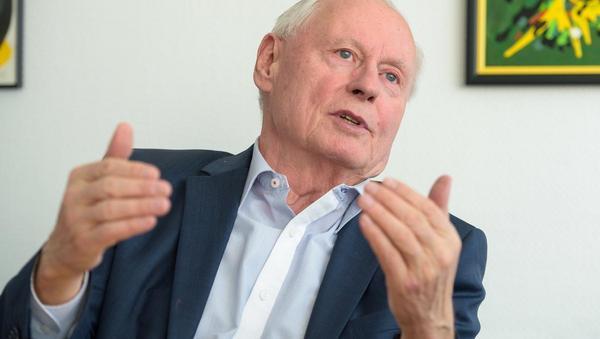Lafontaine zu SPD und Linken: Wieder aufgewärmt