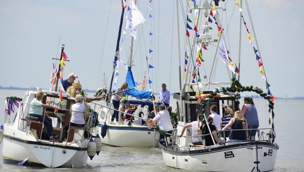 Hafenfest in Neufeld zieht viele Besucher an
