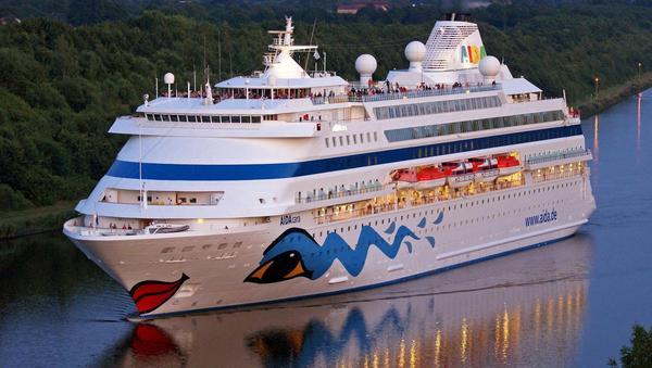 Diese Traumschiffe sind im Juli vor Brunsbüttel unterwegs