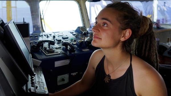 Sea-Watch-Kapitänin Rackete: Heimliche Freude