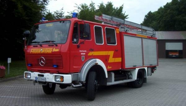 Gemeinde Nordhastedt will altes Feuerwehrauto ersetzen