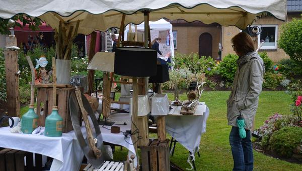 Dellstedt veranstaltet Kunst- und Handwerkermarkt