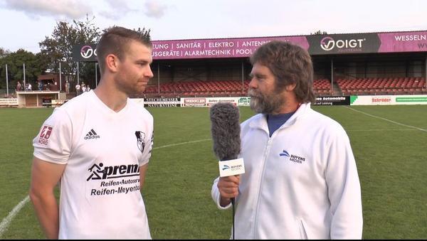 Interview: HSV-Spieler Leif Hahn