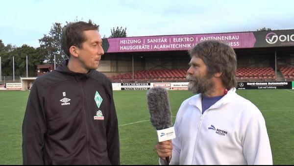 Interview: Bremen-Trainer Konrad Fünfstück