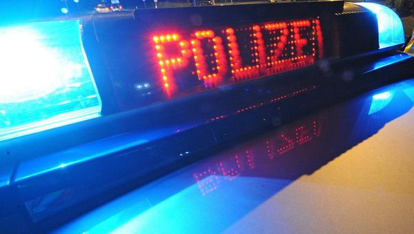 Während Volksfest: Kfz-Kennzeichen von Polizeiauto geklaut
