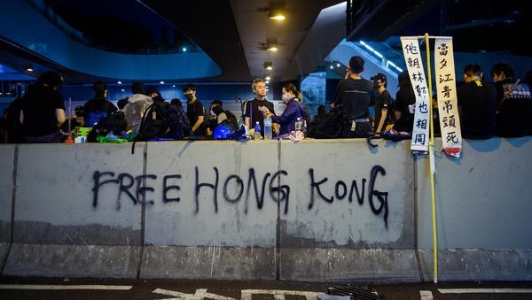 Proteste in Hongkong: Lautes Schweigen