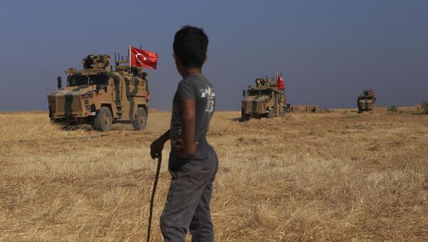 Erdogans Syrien-Pläne: Einmarsch mit Ansage