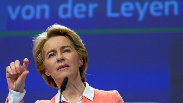 Ursula von der Leyen in Europa: Kredit verspielt