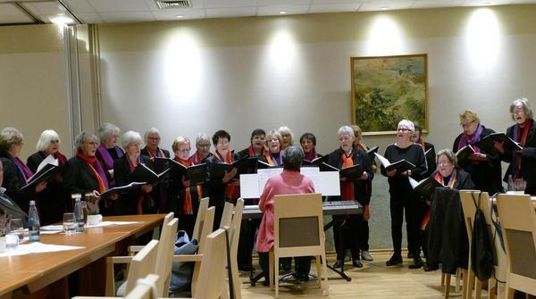 Sängerbund tagt in Lunden