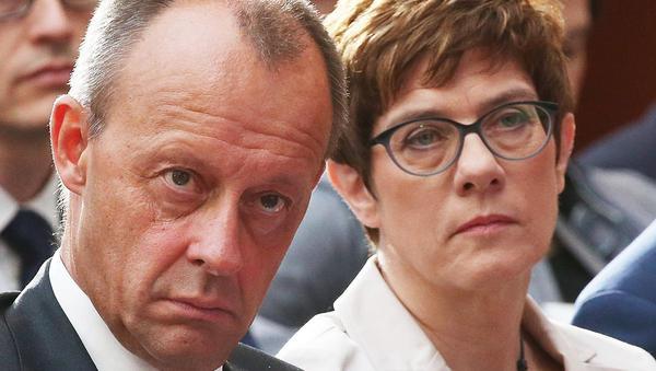 CDU vor dem Bundesparteitag: Nervös