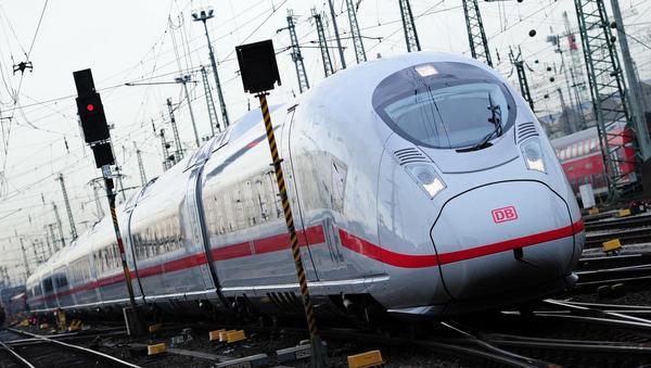 Bahn will Stromverbrauch drosseln: Luft nach oben