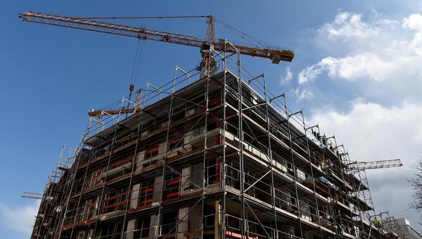 Deutschland-Studie veröffentlicht: Für das Wohnen bauen