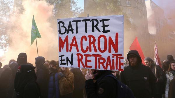 Generalstreik in Frankreich: Tieferliegende Gründe