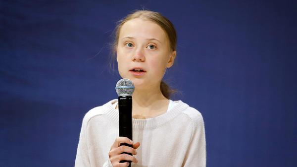 Klimakonferenz in Madrid: Wichtige Mahnerin