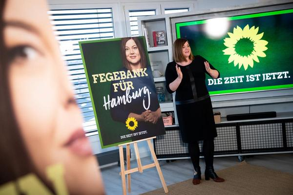 Wahlkampf in Hamburg: Machtwechsel möglich