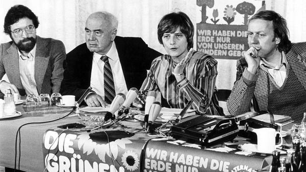 Grüne 40 Jahre nach der Gründung: Es war nicht alles schlecht