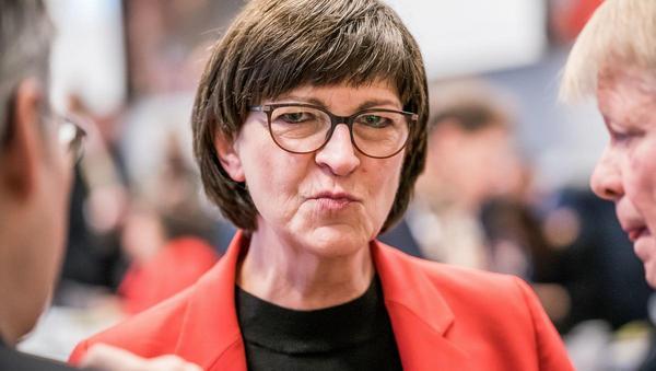 Sozialismus à la Esken: SPD verliert ihre Mitte