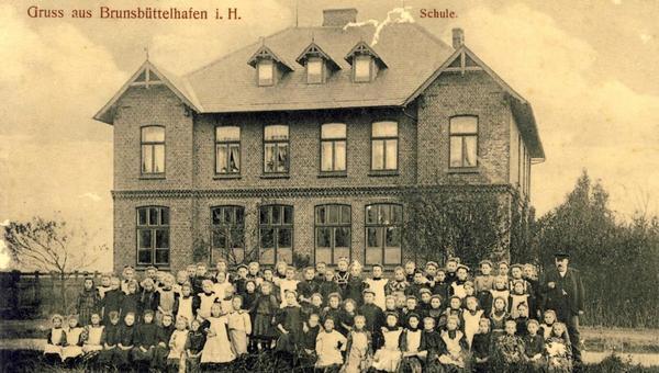 Fünf Jahrzehnte Brunsbüttel