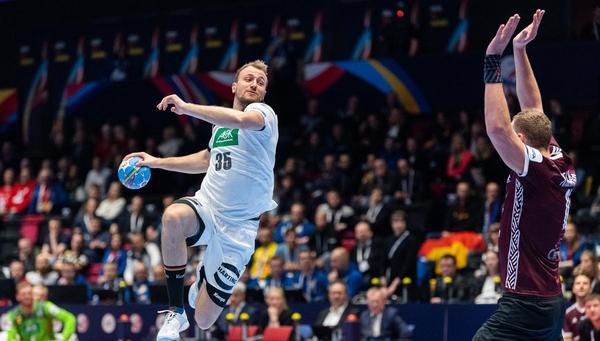 Handballer in der EM-Hauptrunde: Licht und Schatten