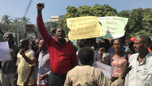 Chaos in Haiti: Vergessene Kinder
