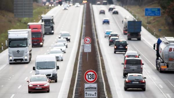 Tempolimit auf Autobahnen: Rasen lohnt sich nicht