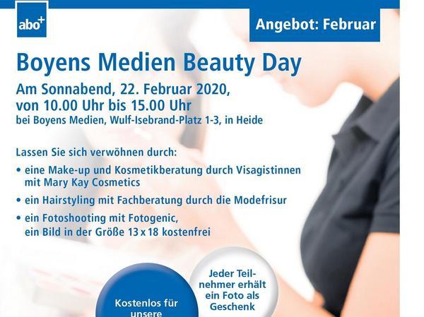 Boyens Medien Beauty Day