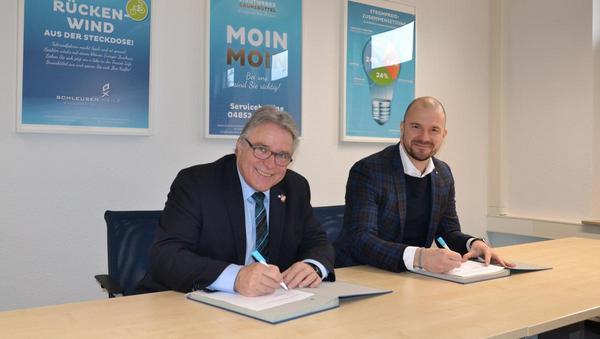 Andreas Wulff bleibt bis 2026 Geschäftsführer der Stadtwerke