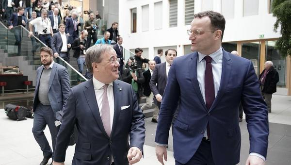 Neuer CDU-Vorsitzender: Nur ein Kandidat