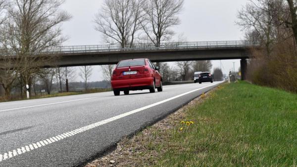 Ausbau der B 5: Im März beginnt die Verkehrserhebung