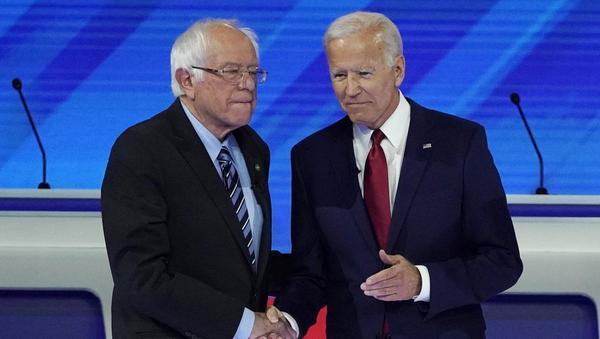 Vorwahlen der US-Demokraten: Komische Tragödie