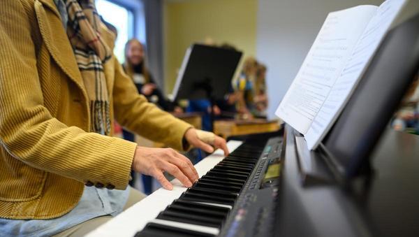 Musikunterricht wird vernachlässigt: Der Wettbewerb zählt