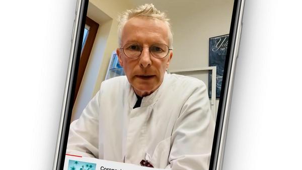 Brunsbütteler Arzt sorgt mit Youtube-Videos für Aufsehen