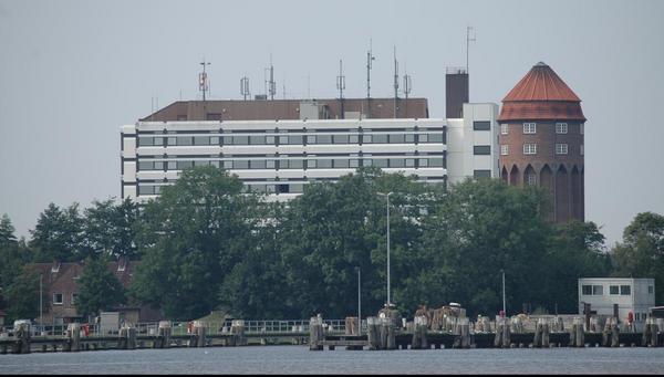 Für nicht-infektiöse Beschwerden wird WKK Brunsbüttel Anlaufstelle