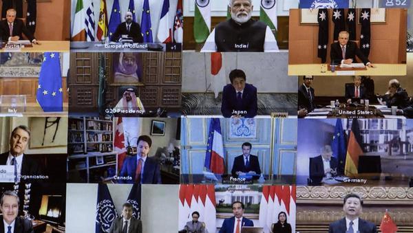 G20 im Kampf gegen Corona: Globales Problem