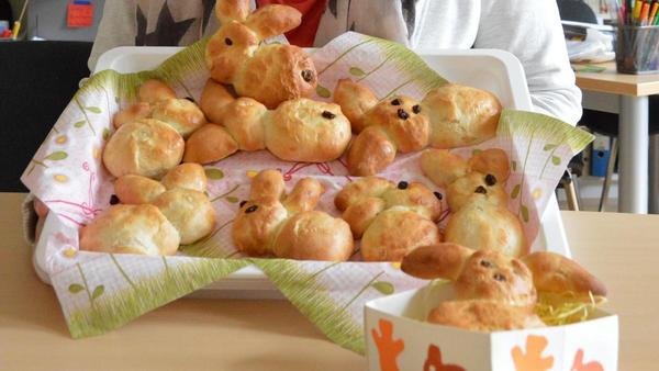 Ostergruß aus der Küche