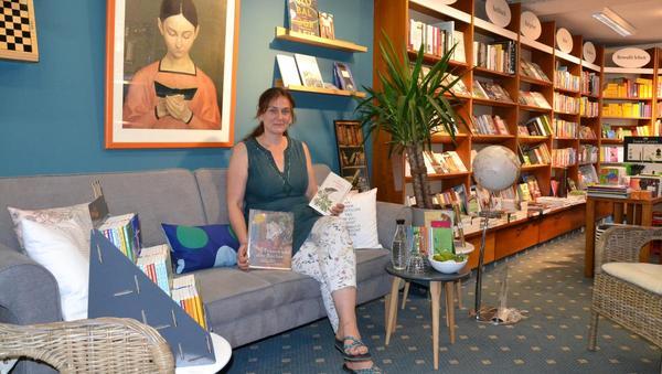 Iris Apenburg will mit Bürgern ein Corona-Buch erstellen