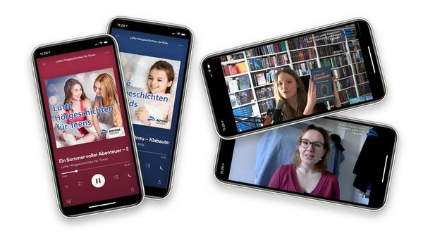 Lütte Hörgeschichten jetzt auch bei Apple