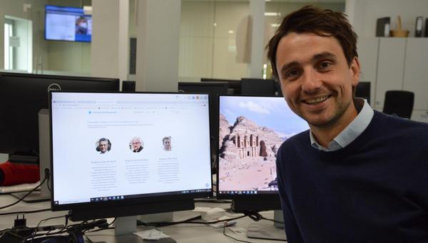 Tobias Braun von Boyens Online beantwortet Fragen zu Corona-Apps