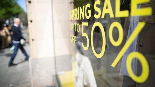 Modebranche rechnet mit Umsatzminus